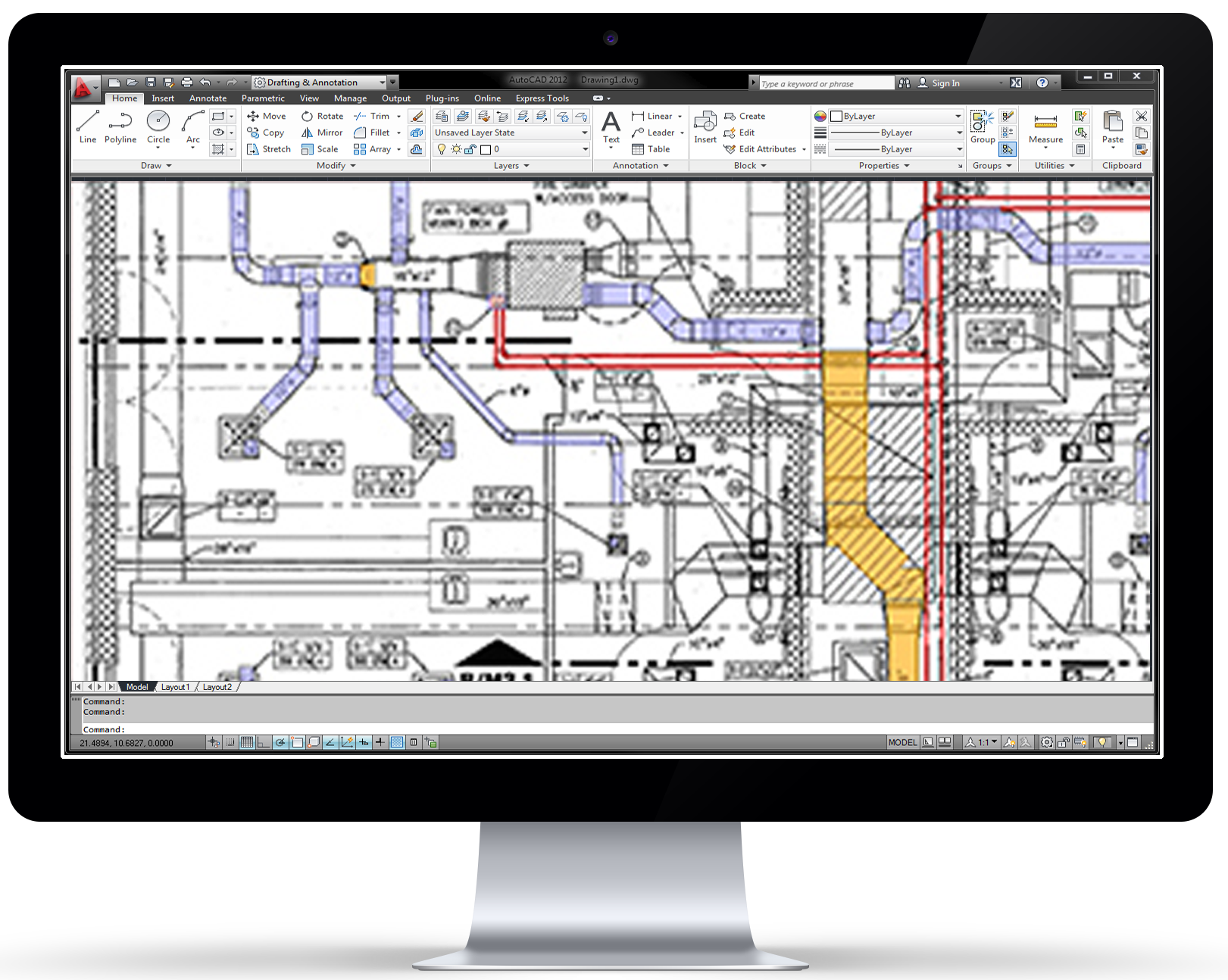 Blakemep Mechanical Electrical Plumbing Design Drawing Hvac Systems Using Autocad Mep System With Autodesk Revit
